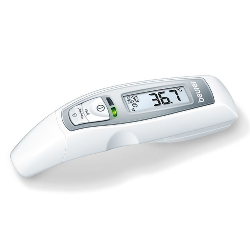 Termometru electronic multifunctional 7 in 1 Beurer FT70, functie voce 2021 shopu.ro
