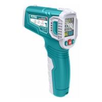 Termometru infrarosu Total, lanterna integrata, alarma, inchidere automata