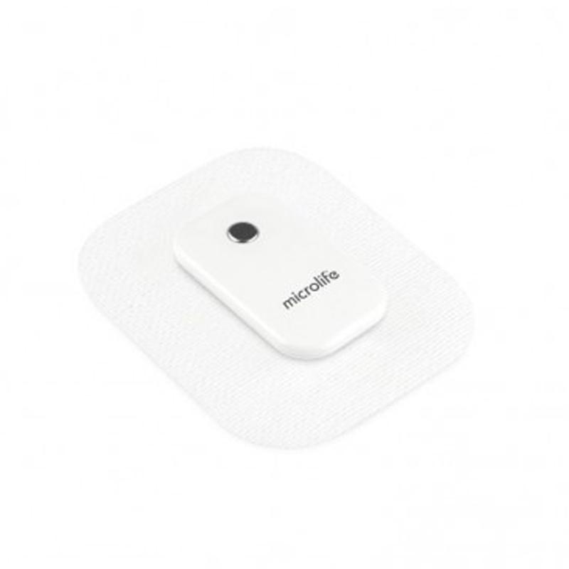 Termometru tip plasture Microlife, 5 secunde, Bluetooth, alarma febra 2021 shopu.ro