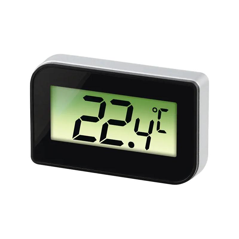 Termometru digital Xavax, 69 x 42 mm, plastic, Negru 2021 shopu.ro