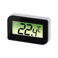 Termometru digital Xavax, 69 x 42 mm, plastic, Negru