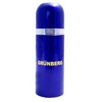 Termos inox Grunberg, 350 ml, Albastru
