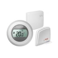 Termostat wireless Smart Honeywell Y87RFC, Gateway, LCD