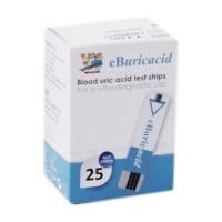 Teste acid uric E-Buricacid, 25 bucati