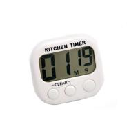 Timer digital pentru bucatarie HX101, LCD, suport magnetic