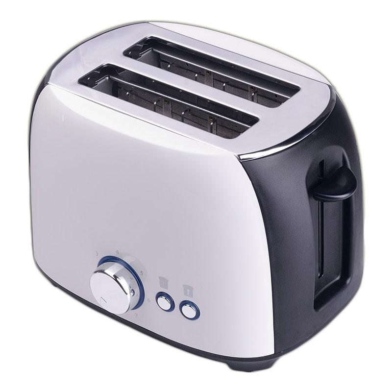 Toaster Zephyr Z1440X, 800 W, capacitate 2 felii, 7 nivele de control 2021 shopu.ro