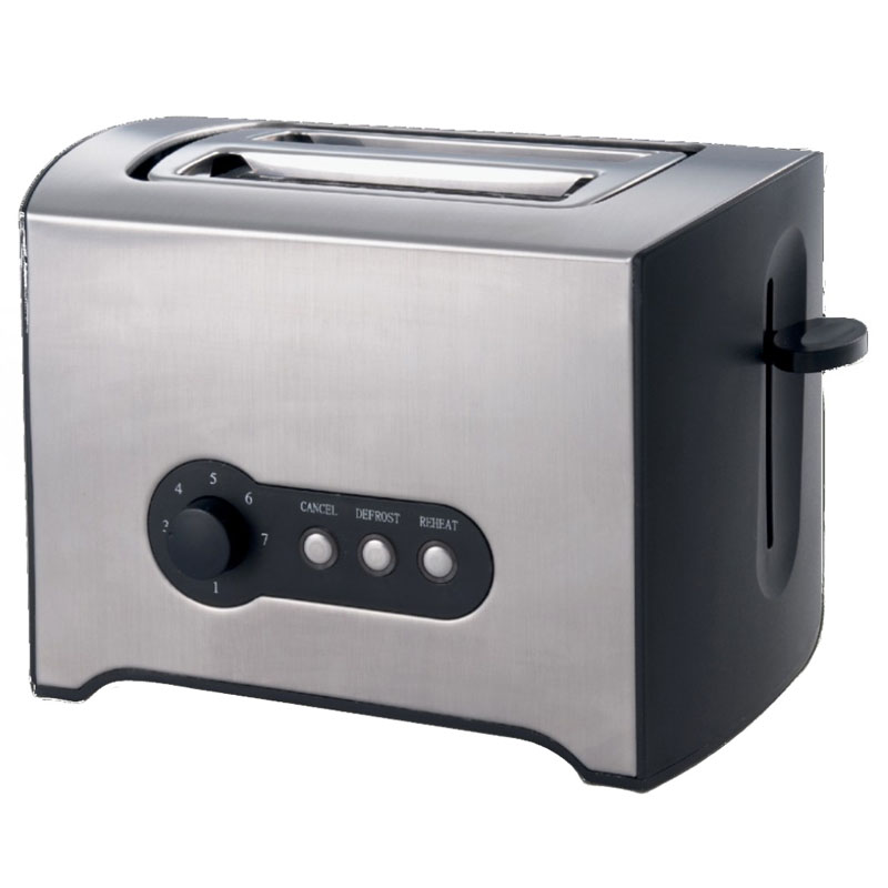 Toaster Zephyr, capacitate 2 felii, 900 W, 7 nivele de control 2021 shopu.ro