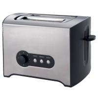 Toaster Zephyr, capacitate 2 felii, 900 W, 7 nivele de control
