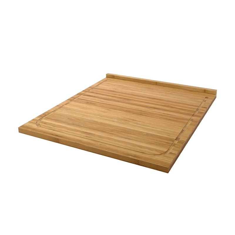 Tocator bambus, 46 x 53 cm, maro 2021 shopu.ro