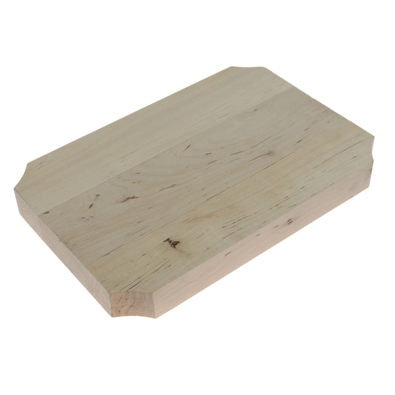 Tocator dreptunghiular, 30 x 20 x 4 cm, lemn natur 2021 shopu.ro