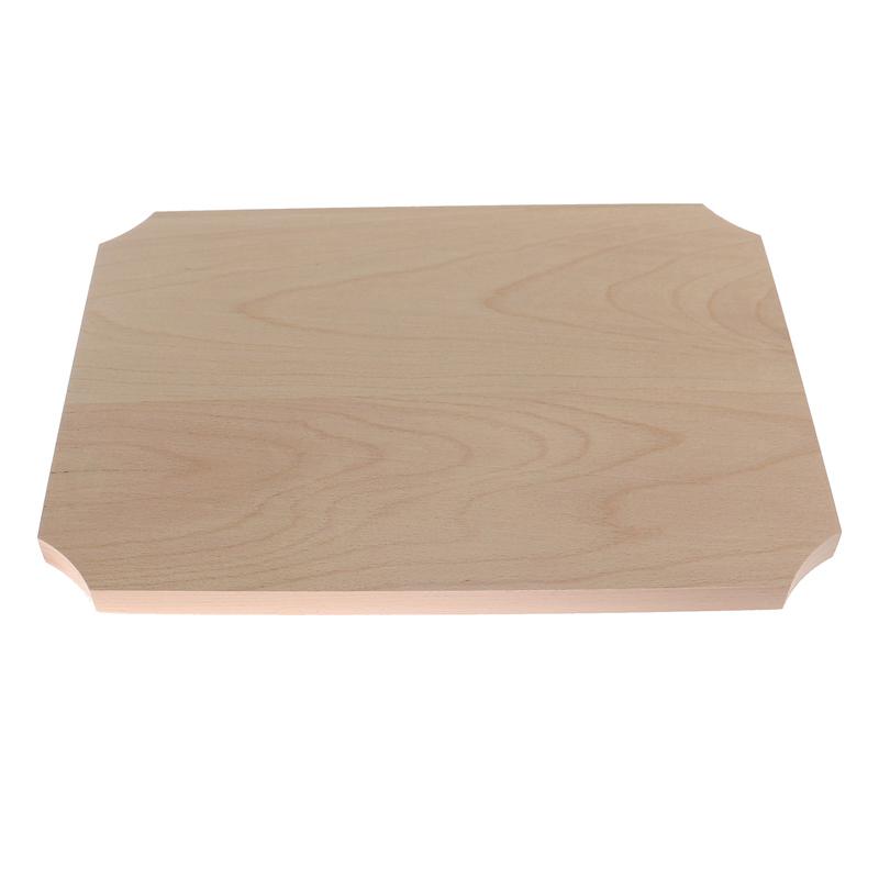 Tocator dreptunghiular, 40 x 25 x 2 cm, lemn natur 2021 shopu.ro