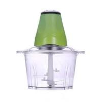 Tocator electric Find Back, 90 W, bol 1 l, lame inox, Verde