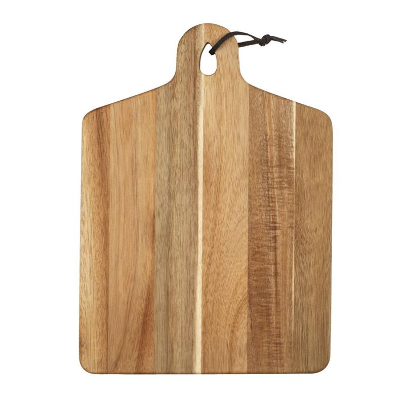 Tocator de lemn, 26 x 36 cm, Bej 2021 shopu.ro