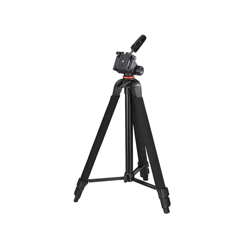 Trepied Hama, 55 cm, profil duo, aluminiu, maxim 5 kg, Negru 2021 shopu.ro