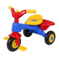 Tricicleta cu cos pentru copii, maxim 27 kg, 18 luni+