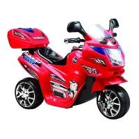 Tricicleta electrica, accelerator de picior, 6 V, 4 Ah