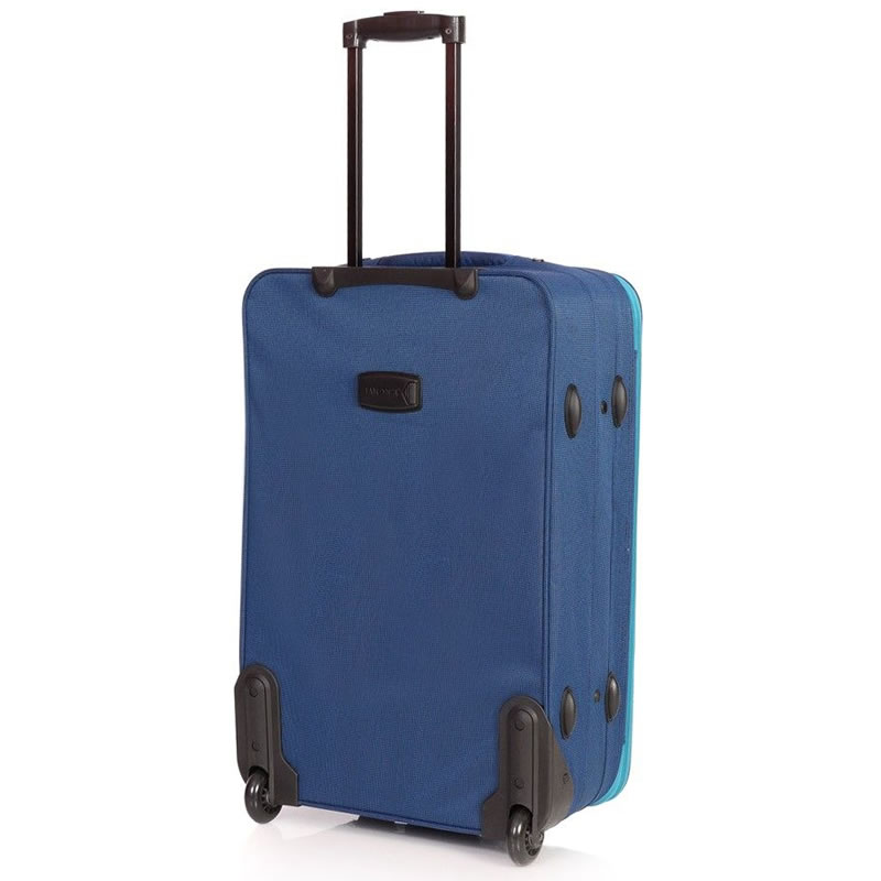 Troler Vision Lamonza, 74 cm, Albastru