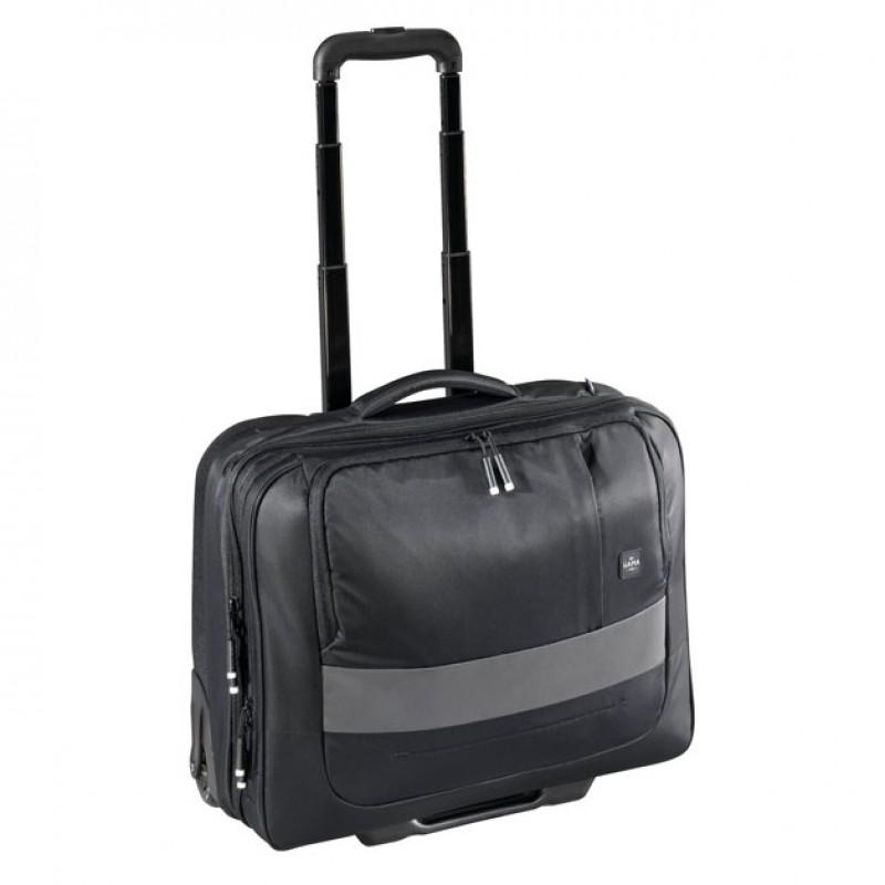 Troler pentru laptop Hama Munich S, 15.6 inch, Negru 2021 shopu.ro