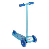 Trotineta Sparkle Maxtar, maxim 20 kg, LED, Albastru