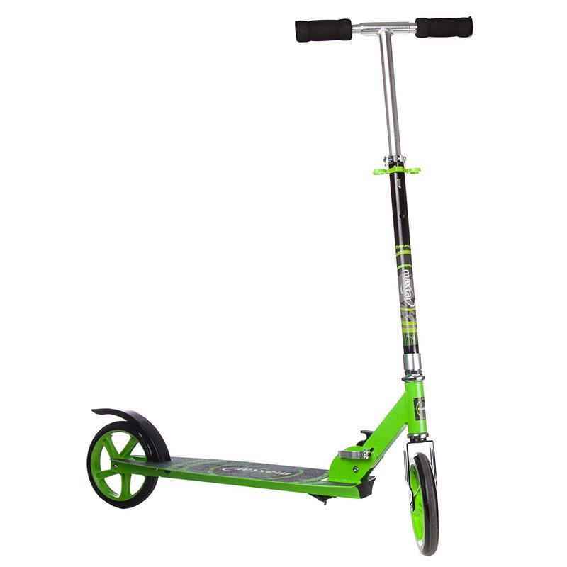 Trotineta adulti Dart Maxtar, suporta maxim 120 kg, Verde 2021 shopu.ro