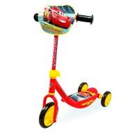 Trotineta pentru copii Cars, suporta 20 kg, 3 ani+