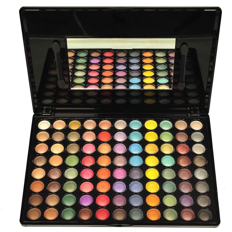 Trusa farduri pentru ochi Lila Rossa E88, 88 culori 2021 shopu.ro