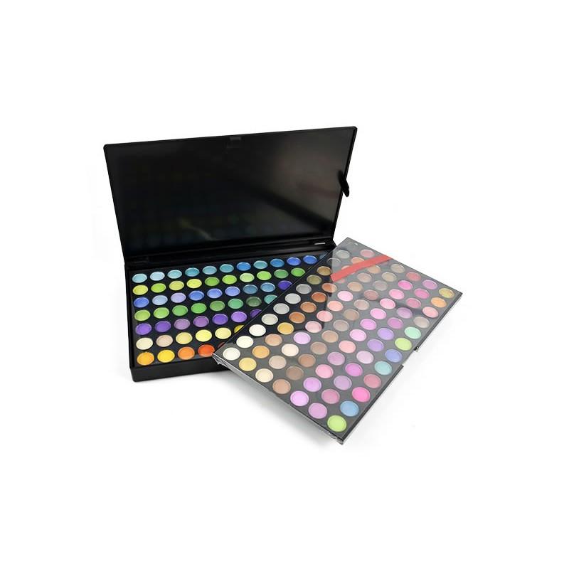 Trusa profesionala de farduri, 183 culori