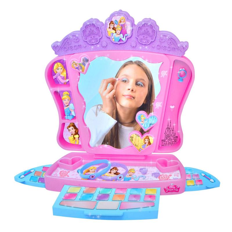 Trusa machiaj pentru fetite Princess, 6 ani+ 2021 shopu.ro