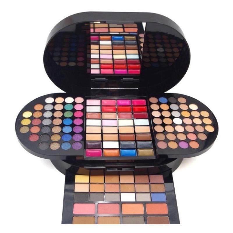 Trusa make-up Miss Rose 7002-024Y, 130 culori 2021 shopu.ro