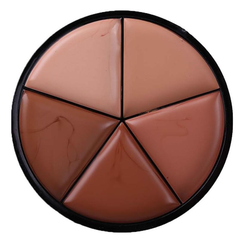 Trusa make-up corector tip carusel 6603-1, 5 culori