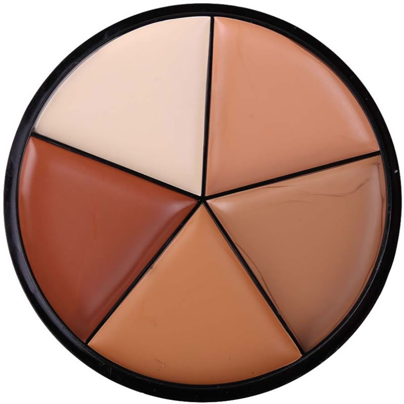 Trusa make-up corector tip carusel 6603-2, 5 culori