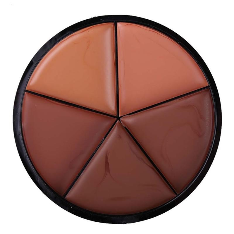 Trusa make-up corector tip carusel 6603-3, 5 culori