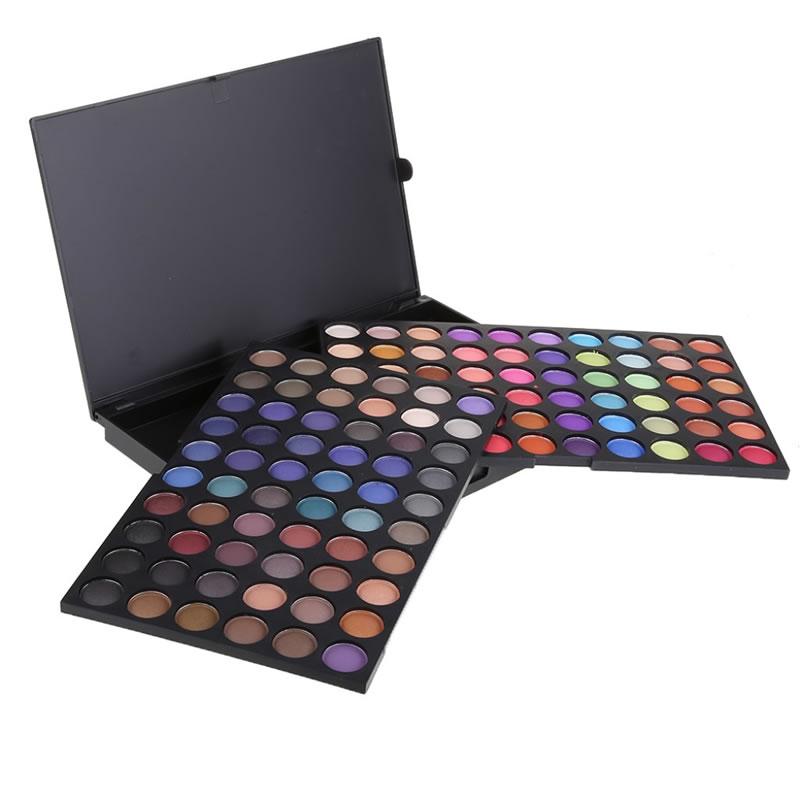 Trusa profesionala de make-up 120-3, 120 culori 2021 shopu.ro