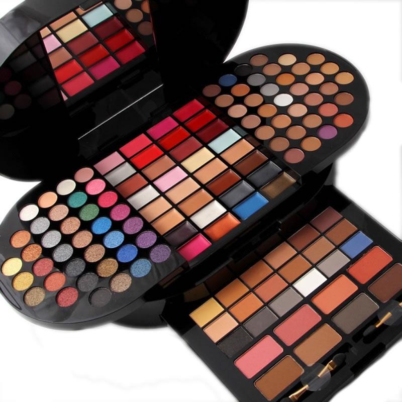 Trusa make-up Miss Rose 7002-024N, 130 culori 2021 shopu.ro