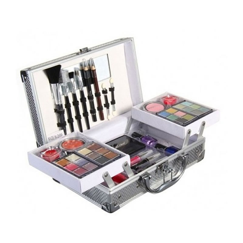 Trusa make-up Miss Rose MC1155, geanta inclusa 2021 shopu.ro