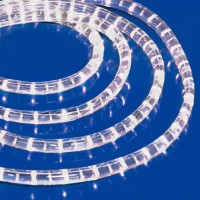 Tub luminos programabil, 6 m x 13 mm, lumina alba