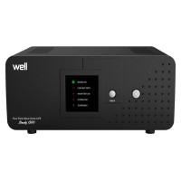 Sursa neintreruptibila pentru centrala Well, 1500 VA, LCD