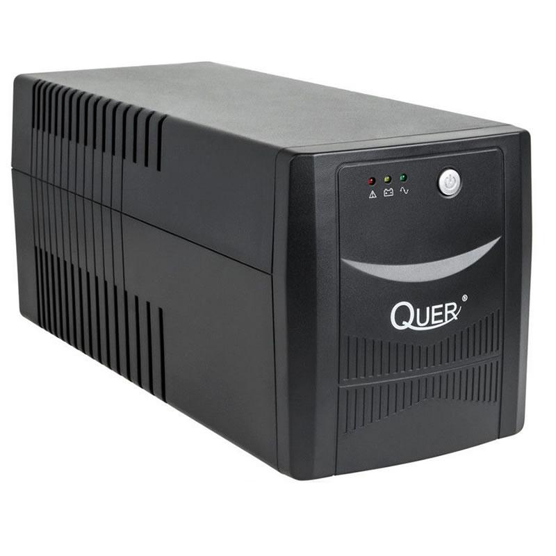 UPS Micropower 1000 Quer, 1000VA/600W, negru