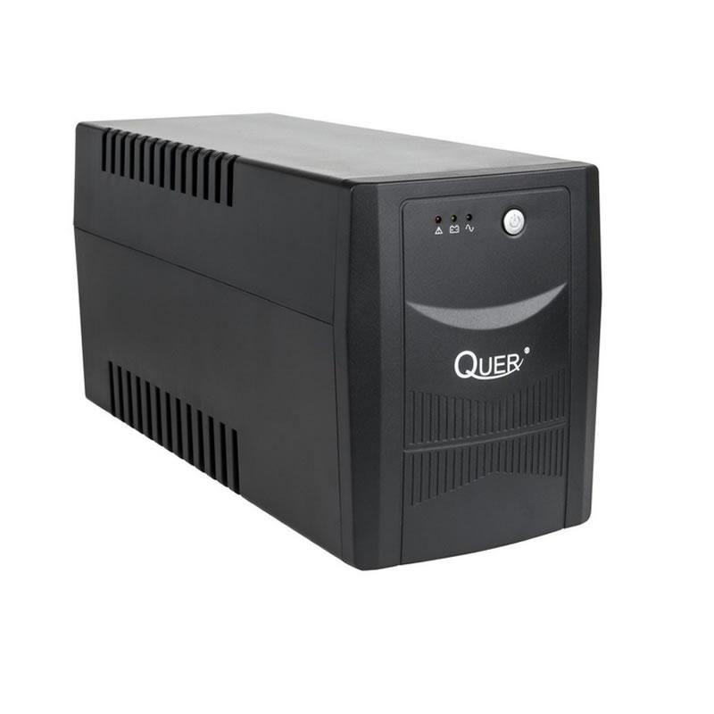 UPS Micropower 1500 Quer, 1500VA/900W, negru shopu.ro