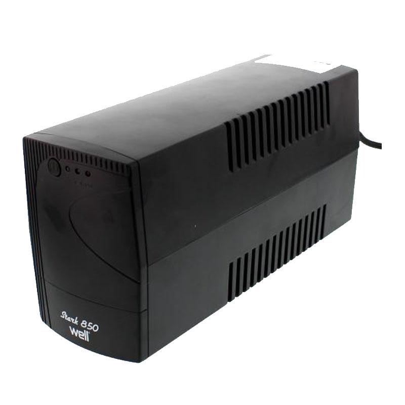 UPS line interactiv Well, 850 VA, 480 W, unda sinusoidala simulata shopu.ro