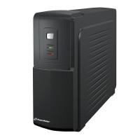 UPS off-line PowerWalker, 1000VA/600W, iesire 3 x Shuko, baterie 12V/7Ah