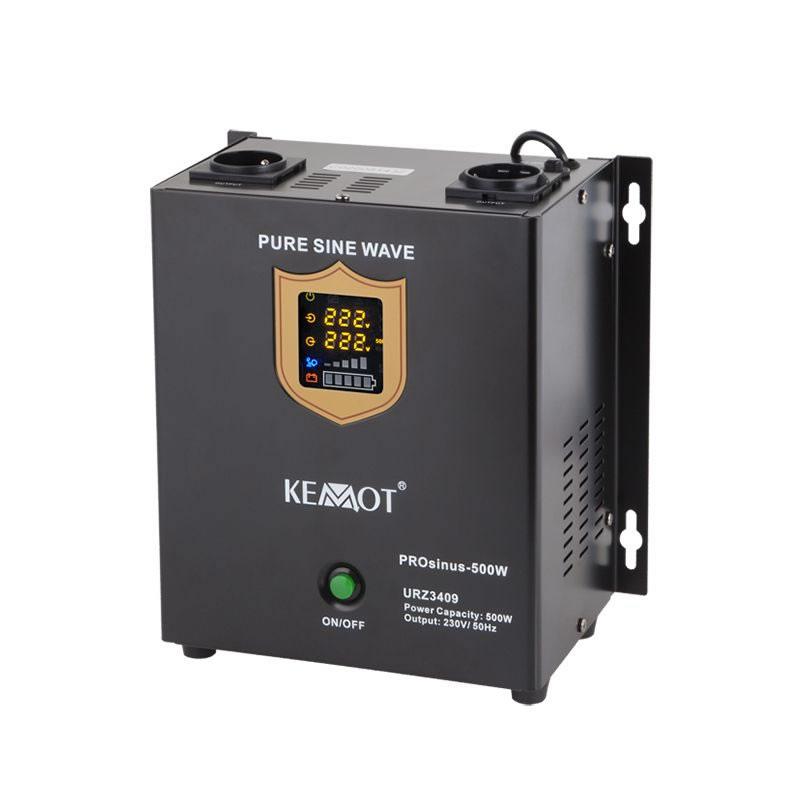 UPS pentru centrale termice PRO KEMOT Sinus, 500 W, 12V 2021 shopu.ro