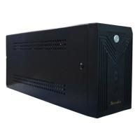 UPS sinusoida pura Three Ace, 850 VA, 600 W, 2 iesiri, auto restart, baterie integrata, stabilizator tensiune