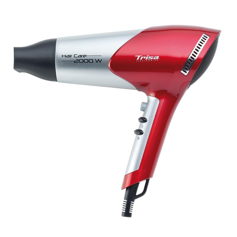 Uscator de par Hair Care Trisa, 2000 W, 3 trepte 2021 shopu.ro