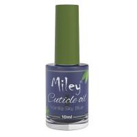 Ulei de cuticule Miley, 10 ml, aroma Vanilla Sky Blue