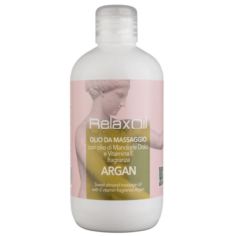Ulei pentru masaj cu argan Relax, 250 ml 2021 shopu.ro