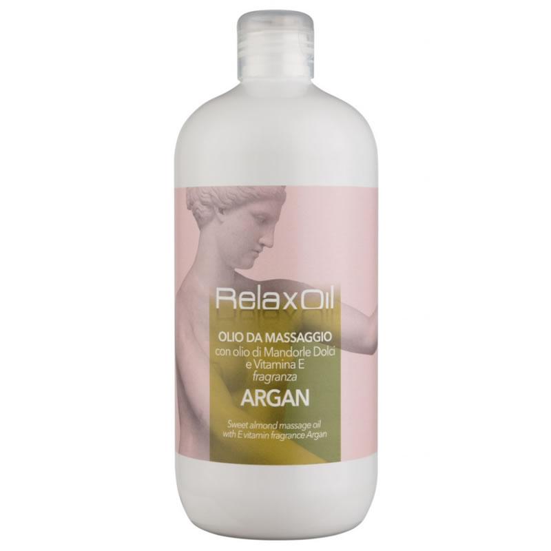 Ulei pentru masaj cu argan Relax, 500 ml 2021 shopu.ro