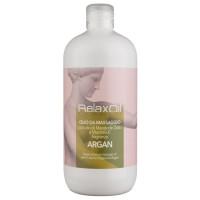 Ulei pentru masaj cu argan Relax, 500 ml