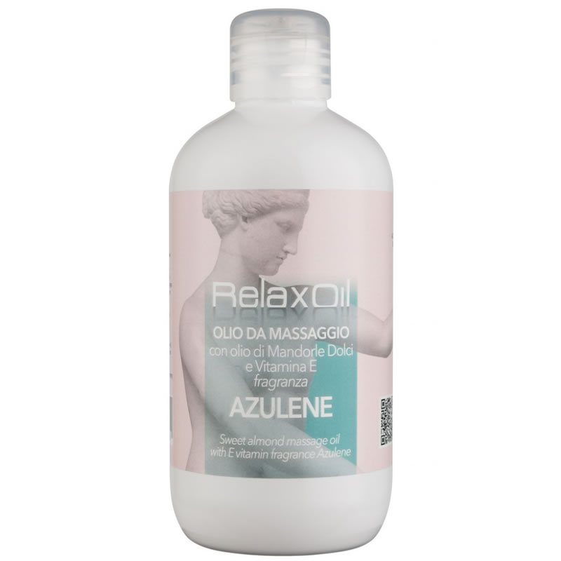 Ulei pentru masaj cu azulene Relax, 250 ml 2021 shopu.ro