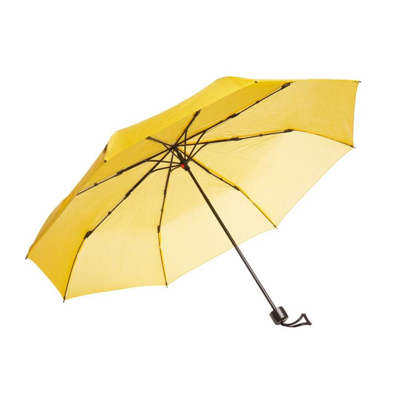 Umbrela Lamonza Amber, diametru 98 cm, galben 2021 shopu.ro
